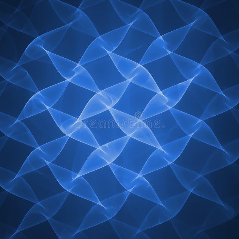 μπλε κύμα ελεύθερη απεικόνιση δικαιώματος