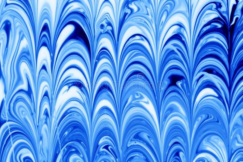 μπλε μάρμαρο στοκ φωτογραφία με δικαίωμα ελεύθερης χρήσης