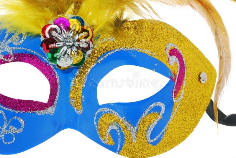 μπλε μάσκα στοκ εικόνα με δικαίωμα ελεύθερης χρήσης