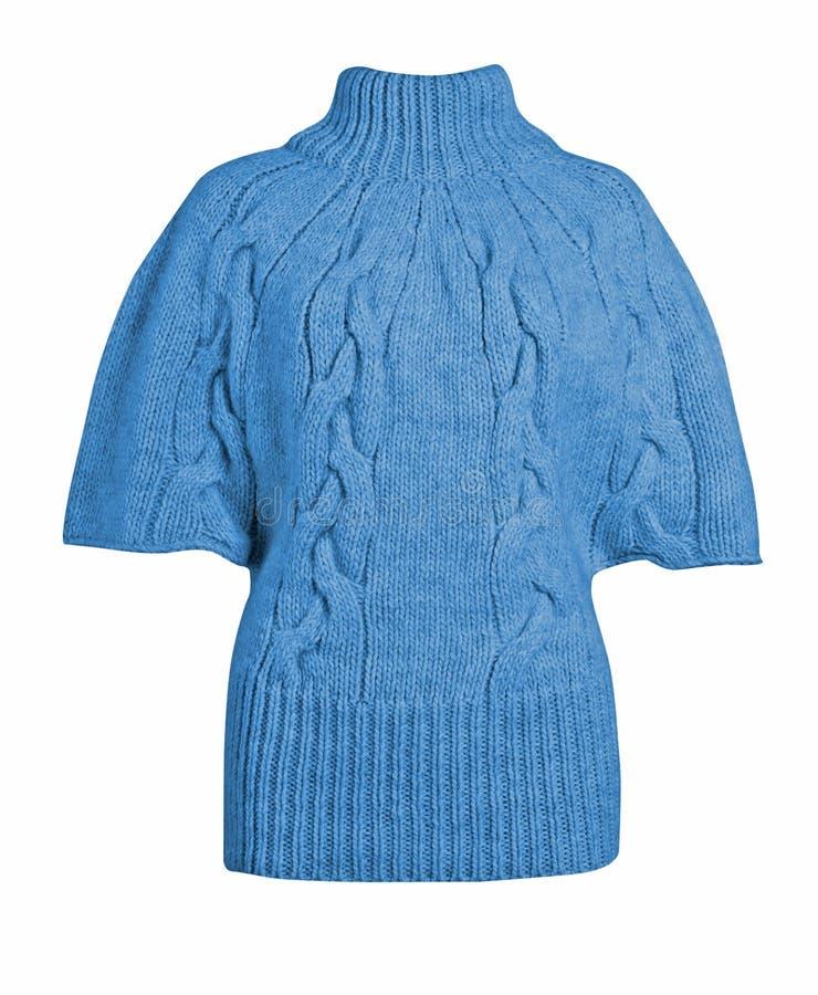 μπλε μπλουζών στοκ φωτογραφία