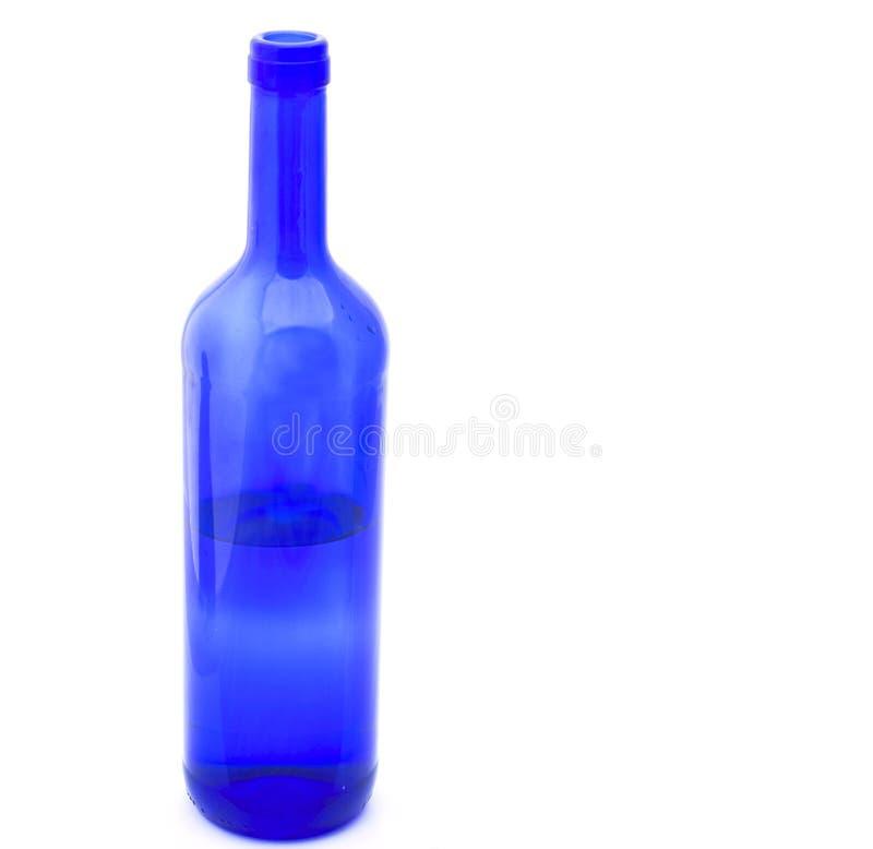 μπλε μπουκάλι στοκ φωτογραφίες