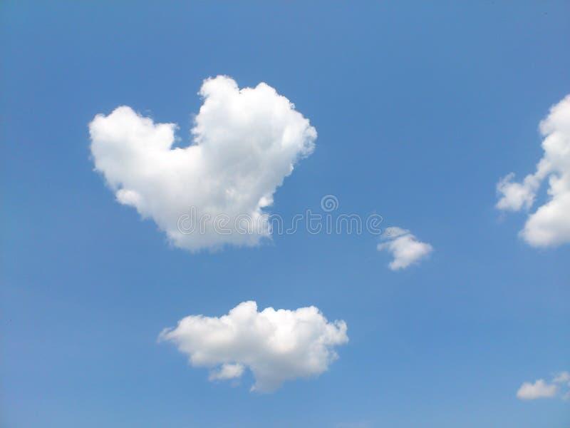 Μπλε ουρανός και σύννεφο εικόνας στοκ εικόνα