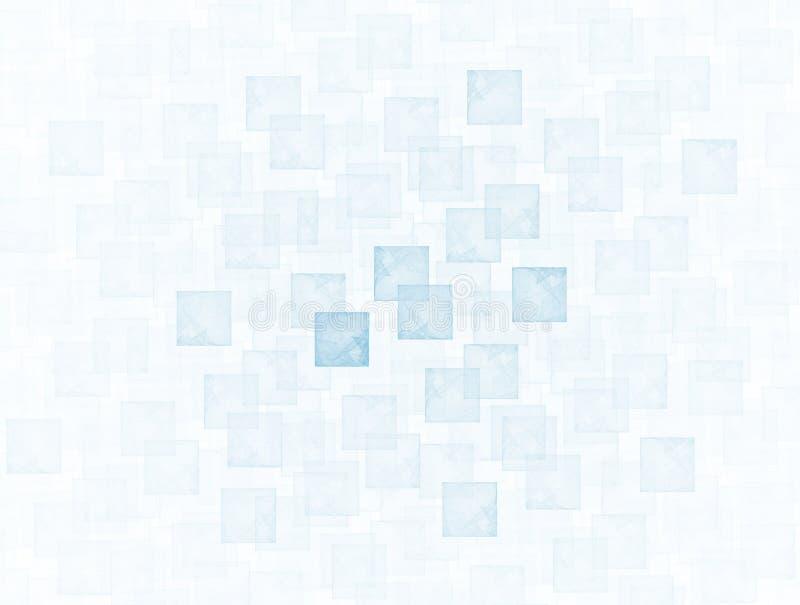 μπλε ουρανός κύβων μικρός στοκ εικόνες
