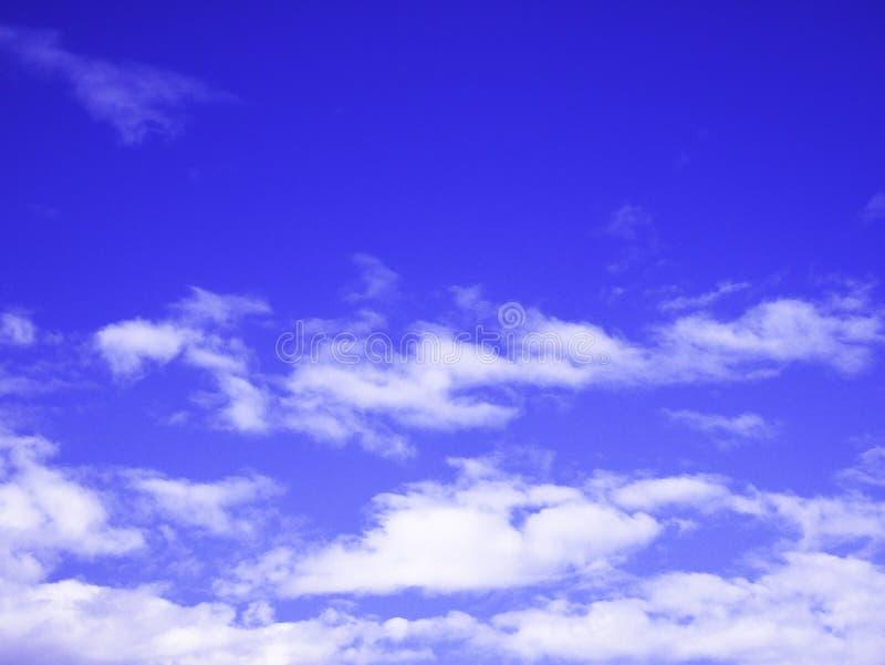 μπλε ουρανός σύννεφων Σωρείτης, φωτογραφία κινηματογραφήσεων σε πρώτο πλάνο στοκ φωτογραφία