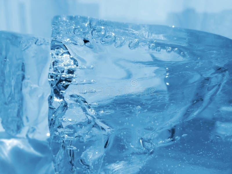 μπλε πάγος φυσικός στοκ εικόνες