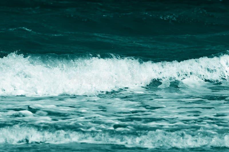 μπλε πέρα από το ύδωρ ουραν&om στοκ φωτογραφία με δικαίωμα ελεύθερης χρήσης