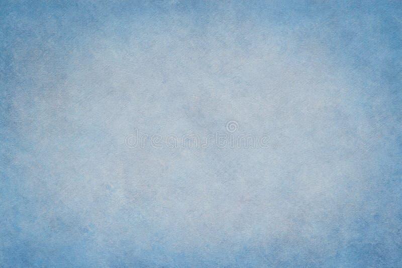 μπλε παλαιό έγγραφο ανασκόπησης στοκ εικόνες με δικαίωμα ελεύθερης χρήσης