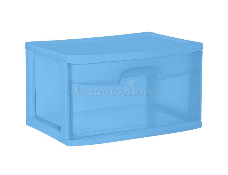 μπλε πλαστικό κιβωτίων στοκ φωτογραφίες με δικαίωμα ελεύθερης χρήσης