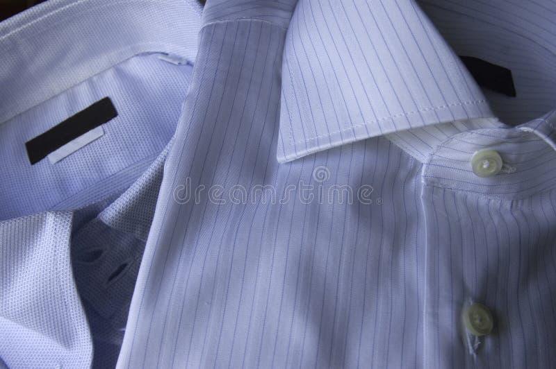 μπλε πουκάμισο στοκ εικόνα με δικαίωμα ελεύθερης χρήσης