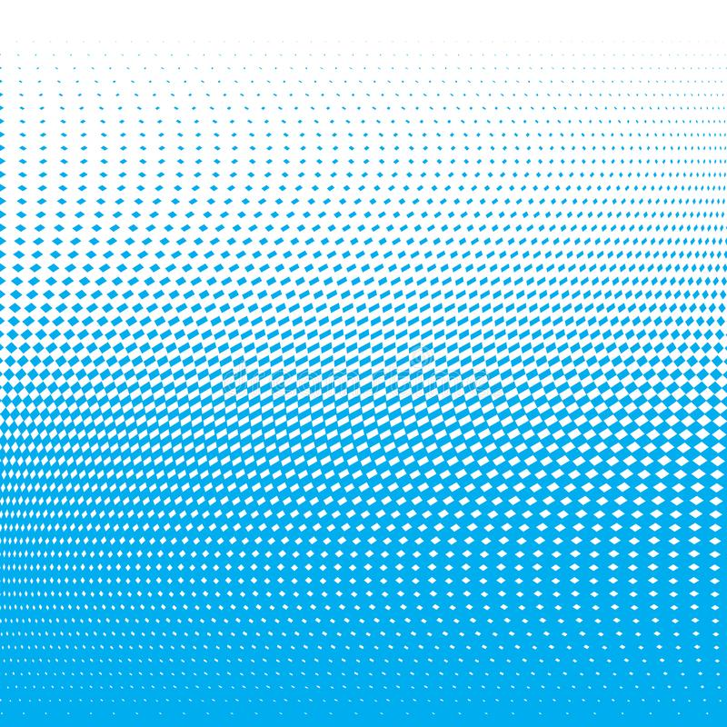 Μπλε σημεία στο άσπρο υπόβαθρο επίσης corel σύρετε το διάνυσμα απεικόνισης ελεύθερη απεικόνιση δικαιώματος