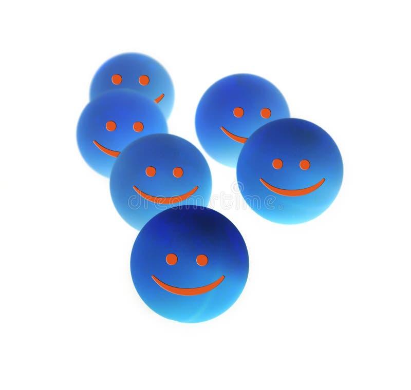 μπλε σκοτεινές σφαίρες στοκ φωτογραφίες με δικαίωμα ελεύθερης χρήσης