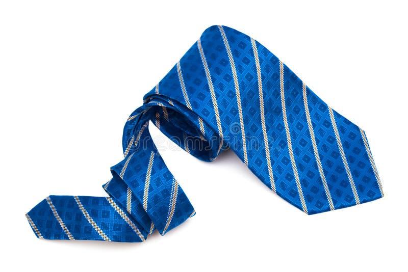 μπλε στενός δεσμός επάνω στοκ εικόνα με δικαίωμα ελεύθερης χρήσης