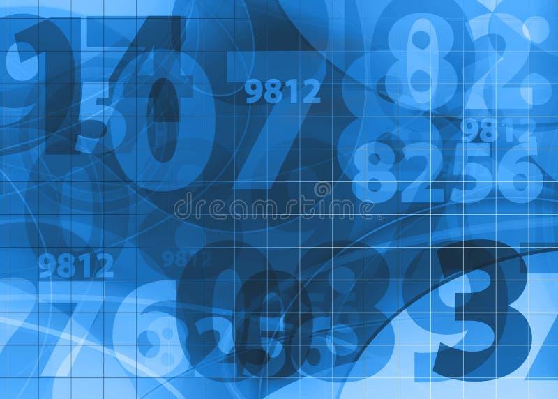μπλε σύγχρονος ανασκόπη&sigma διανυσματική απεικόνιση