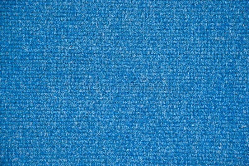 μπλε σύσταση πατωμάτων ταπή&t στοκ εικόνα