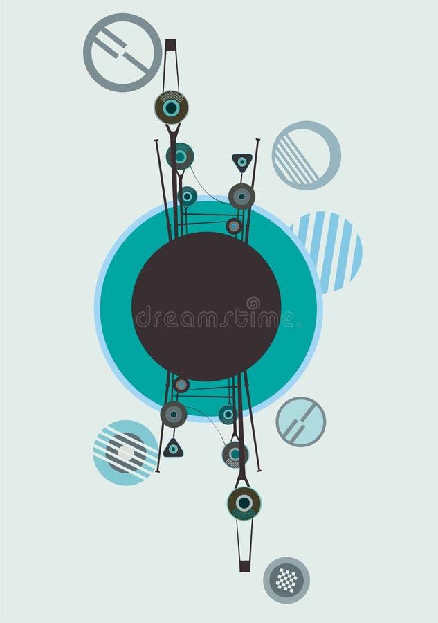 μπλε σύστημα ελεύθερη απεικόνιση δικαιώματος