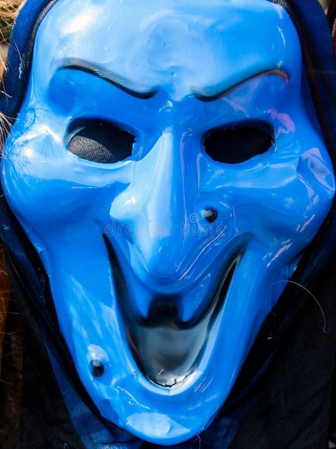 μπλε τέρας στοκ φωτογραφία με δικαίωμα ελεύθερης χρήσης