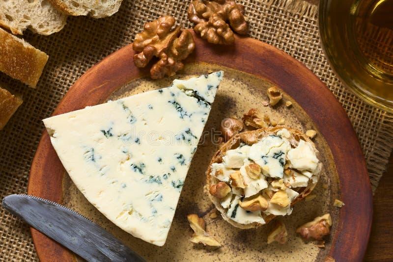 Μπλε τυρί στοκ φωτογραφίες