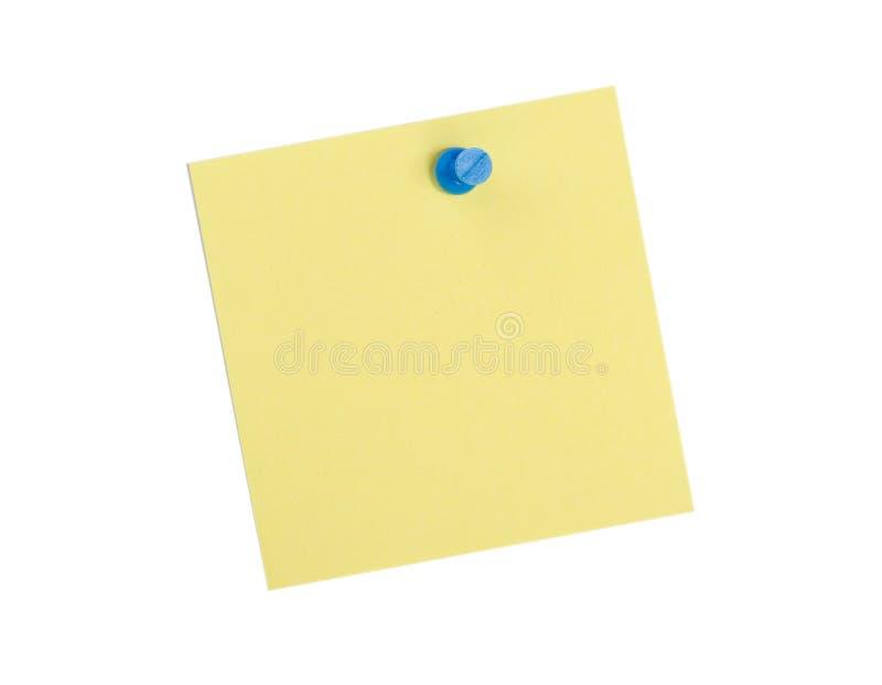 μπλε υπενθύμιση καρφιτσών στοκ εικόνες με δικαίωμα ελεύθερης χρήσης