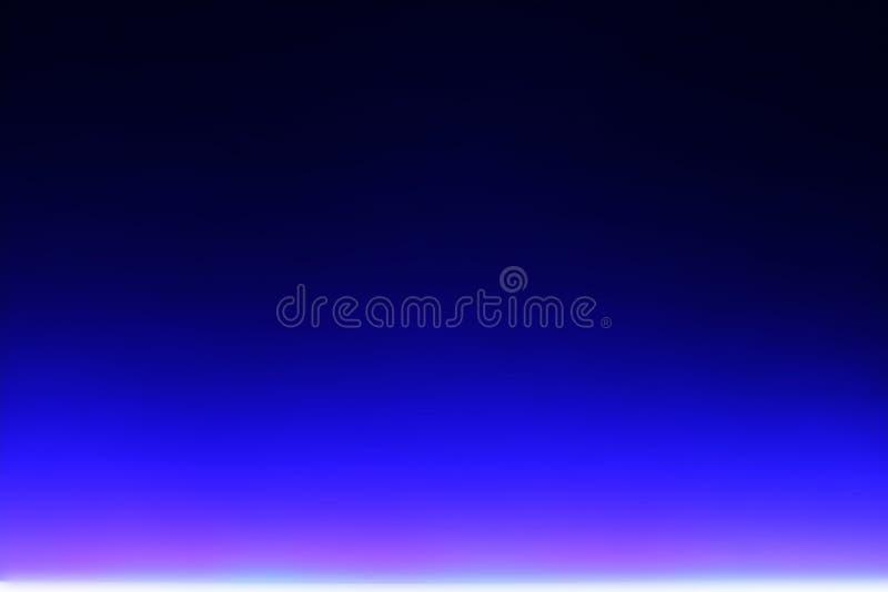 Μπλε υπόβαθρο κλίσης με το πορφυρό χρώμα διανυσματική απεικόνιση
