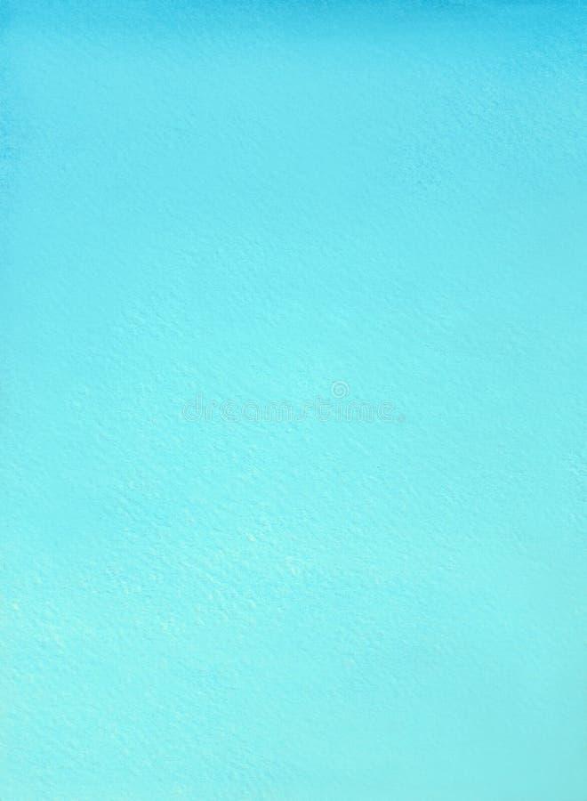 Μπλε υπόβαθρο ουρανού Η κλίση γεμίζει το χρώμα στοκ εικόνες με δικαίωμα ελεύθερης χρήσης