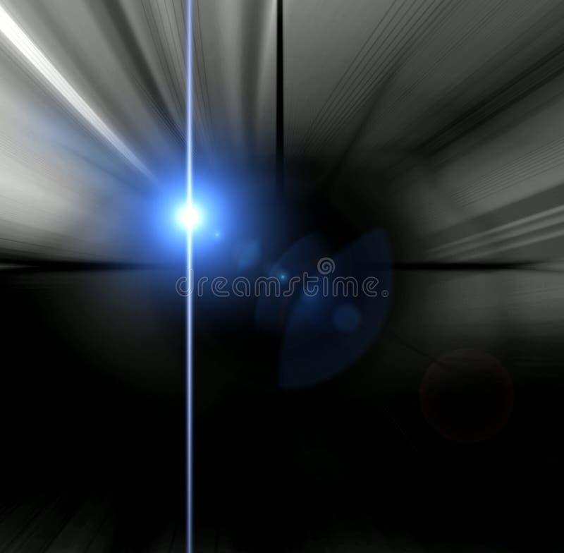 μπλε φως αφαίρεσης ελεύθερη απεικόνιση δικαιώματος