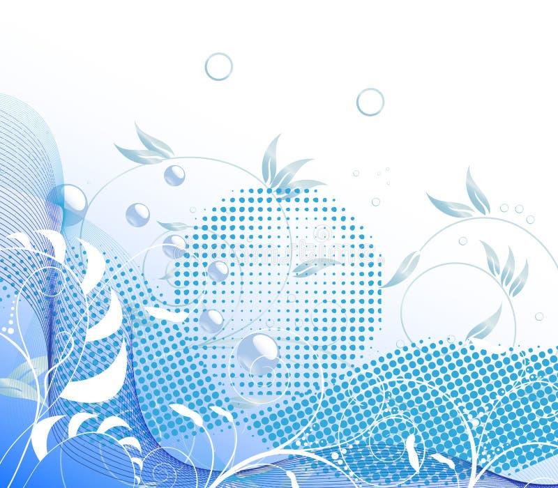 μπλε φύση ελεύθερη απεικόνιση δικαιώματος