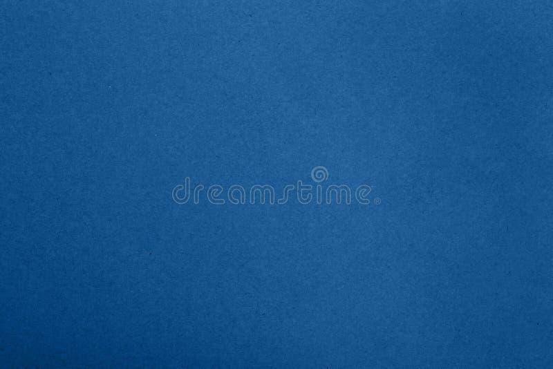 Μπλε χάρτινο φόντο με ίνες στοκ εικόνα