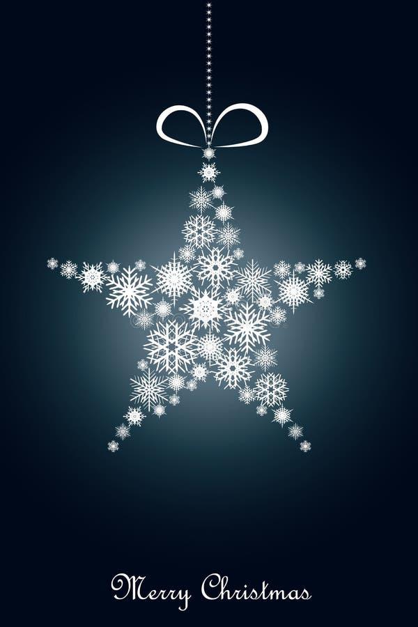 μπλε Χριστούγεννα ανασκόπησης
