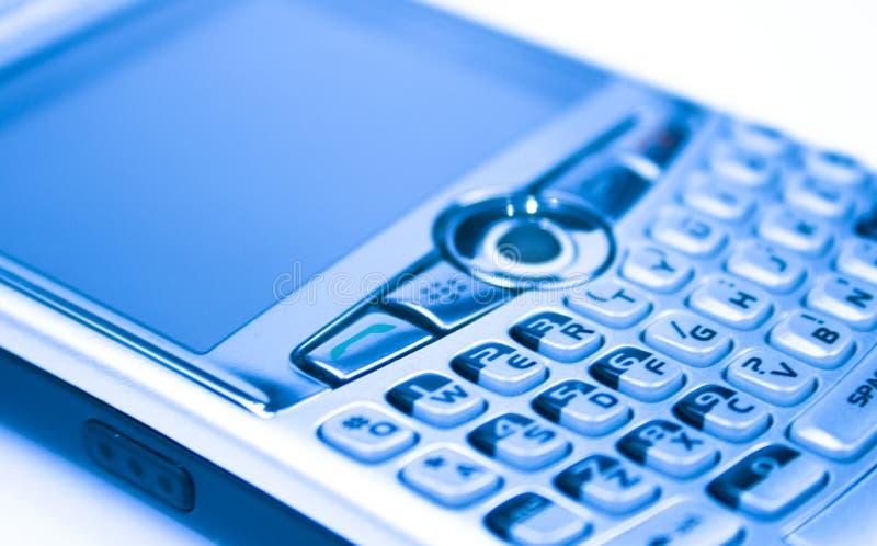 μπλε ψηφιακό ηλεκτρονικό ταχυδρομείο φορητό στοκ φωτογραφίες με δικαίωμα ελεύθερης χρήσης