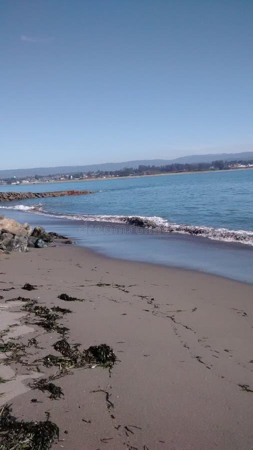 Μπλε ωκεανοί της Καλιφόρνια στοκ φωτογραφία με δικαίωμα ελεύθερης χρήσης