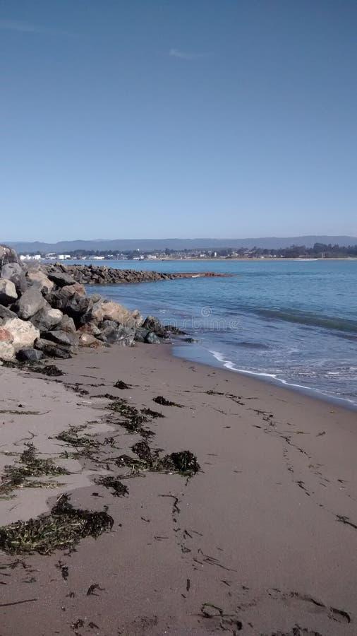 Μπλε ωκεανοί της Καλιφόρνια στοκ φωτογραφίες