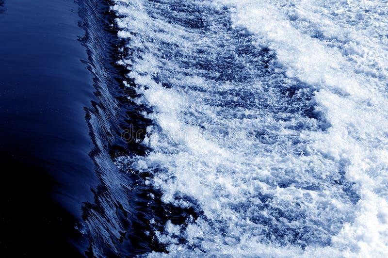 μπλε ύδωρ ροής στοκ εικόνες με δικαίωμα ελεύθερης χρήσης