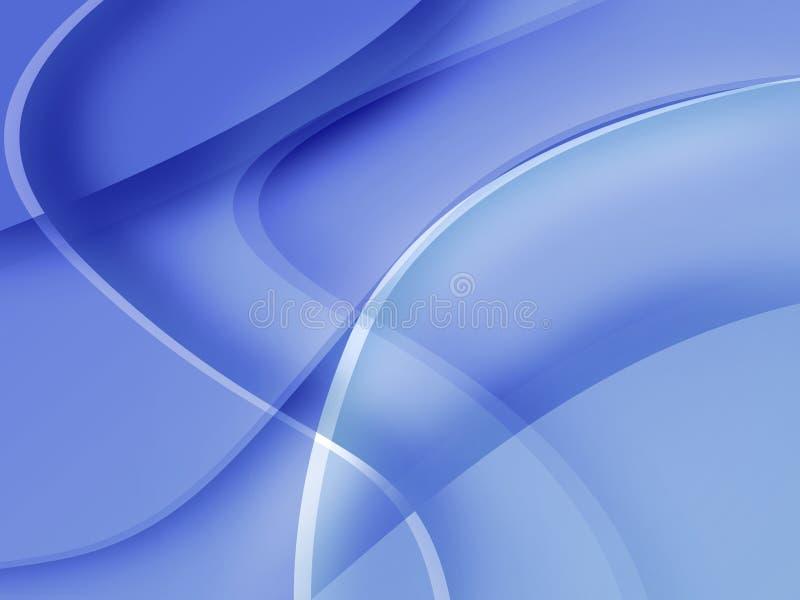 μπλε ύφος της MAC διανυσματική απεικόνιση
