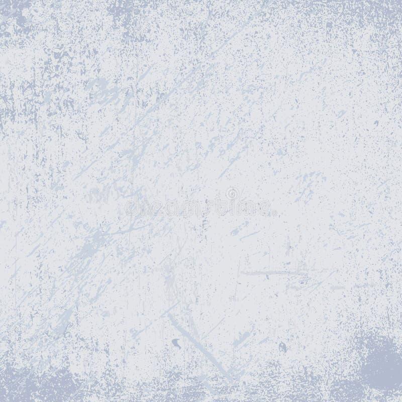 μπλε eps 8 ανασκόπησης grunge κρητι ελεύθερη απεικόνιση δικαιώματος