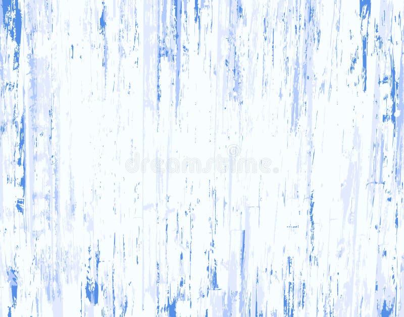 μπλε grunge απεικόνιση αποθεμάτων