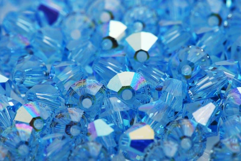 μπλε swarovski στοκ φωτογραφία με δικαίωμα ελεύθερης χρήσης