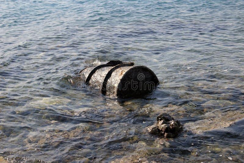 μπορέστε θάλασσα Στοκ Εικόνες
