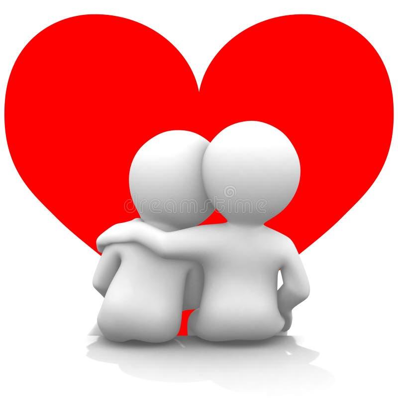 μπορέστε καρδιά μου σας &beta απεικόνιση αποθεμάτων
