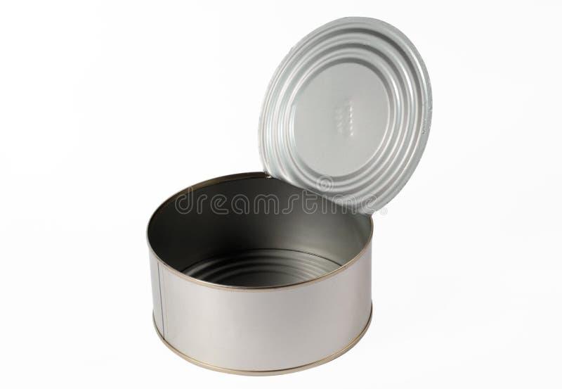 μπορέστε μέταλλο στοκ φωτογραφία με δικαίωμα ελεύθερης χρήσης