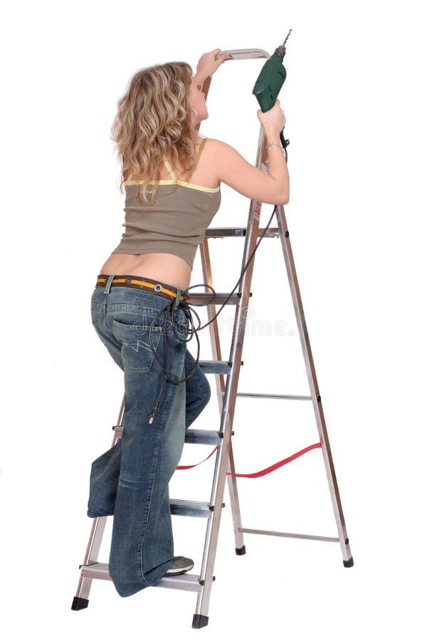 μπορέστε να αναρριχηθείτε στην κορυφή ι στοκ φωτογραφία με δικαίωμα ελεύθερης χρήσης