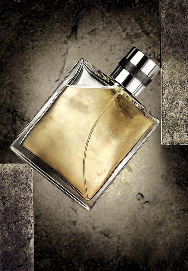 μπουκάλι αρώματος ologne στοκ εικόνες με δικαίωμα ελεύθερης χρήσης