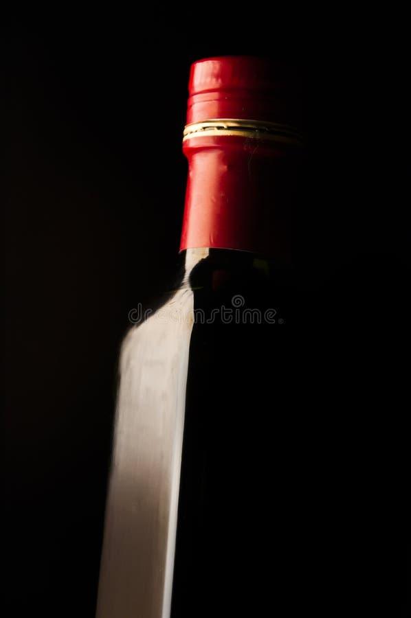 Μπουκάλι γυαλιού Στοκ Φωτογραφίες