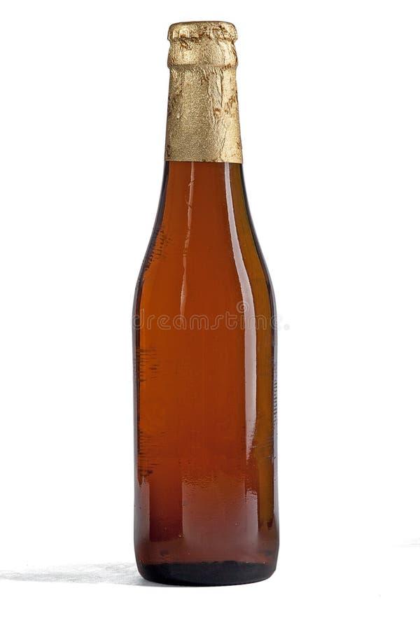 μπουκάλι μπύρας κλειστό στοκ εικόνες