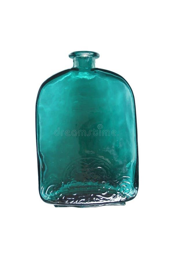 μπουκάλι πράσινο στοκ φωτογραφία