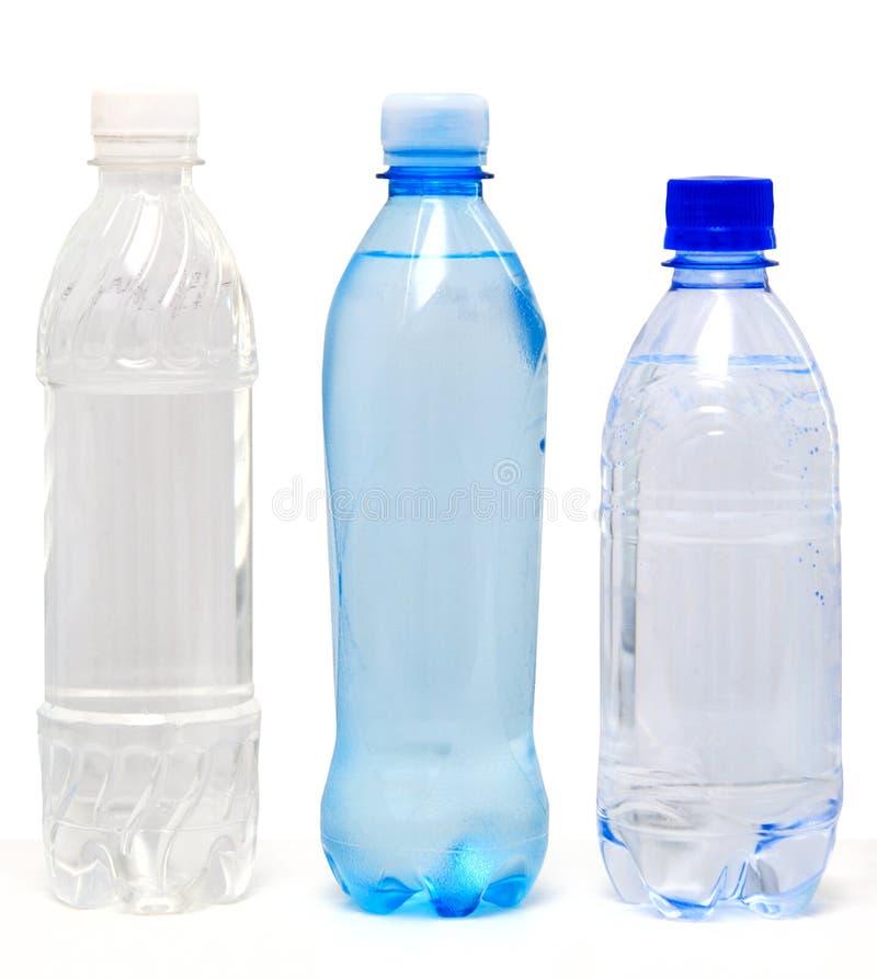 μπουκάλι τρία στοκ φωτογραφία με δικαίωμα ελεύθερης χρήσης