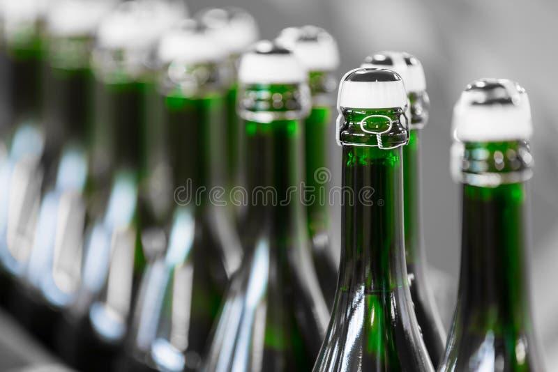 Μπουκάλια ποτών στοκ εικόνες