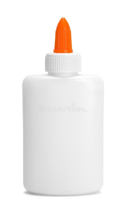 Μπουκάλι κόλλας στοκ εικόνα με δικαίωμα ελεύθερης χρήσης