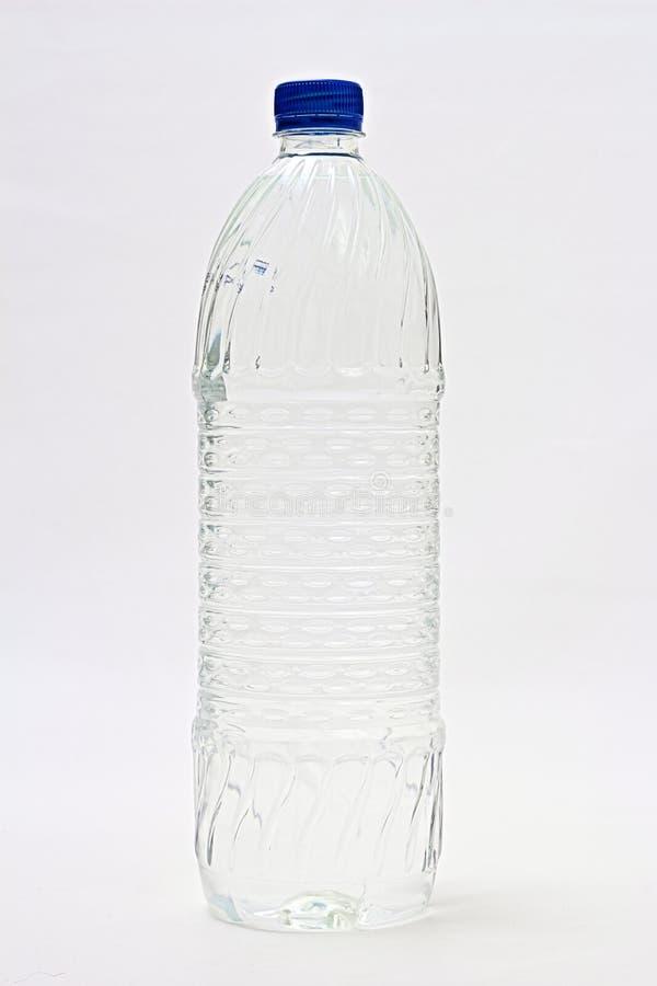 Μπουκάλι νερό στοκ εικόνα