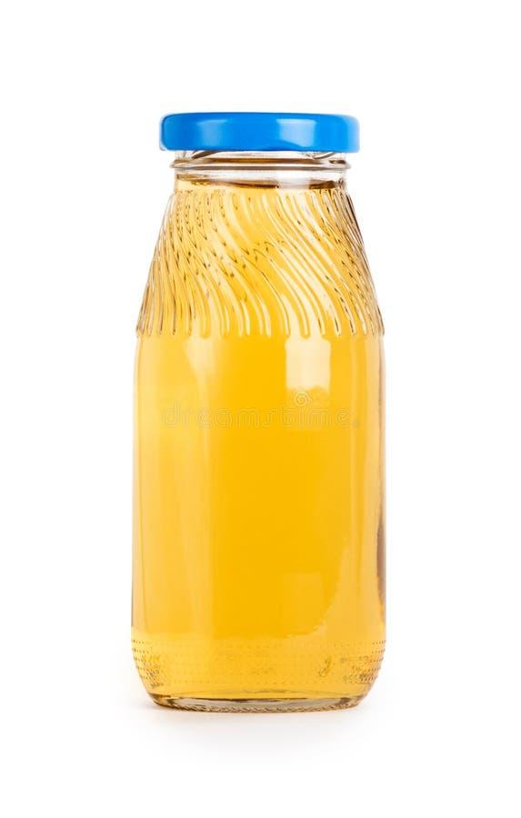 Μπουκάλι χυμού φρούτων στοκ εικόνα με δικαίωμα ελεύθερης χρήσης