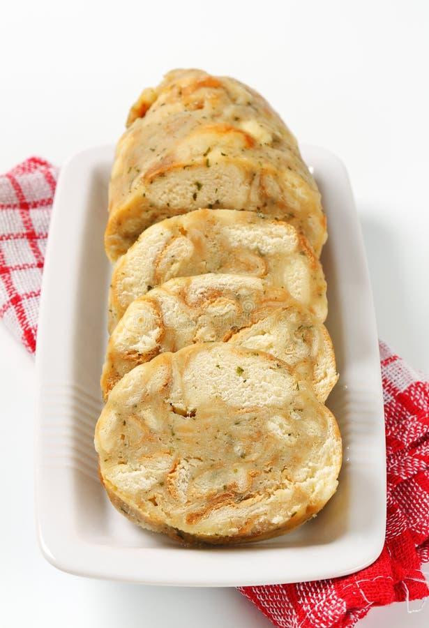 Μπουλέττες ψωμιού carlsbad-ύφους στοκ εικόνα με δικαίωμα ελεύθερης χρήσης